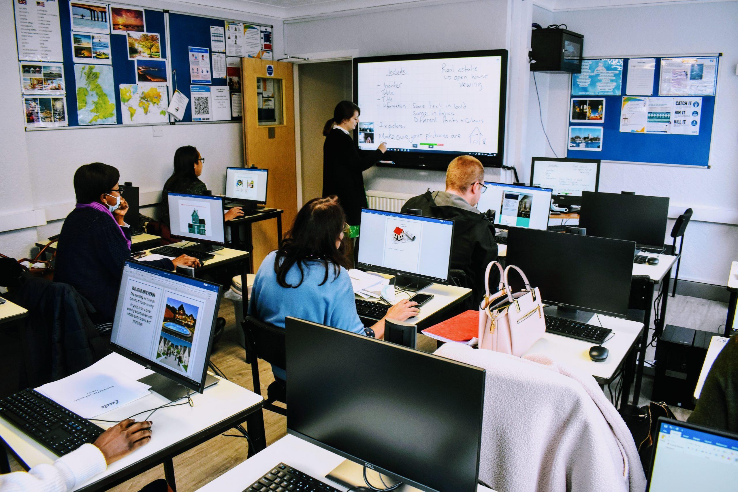Computer room II